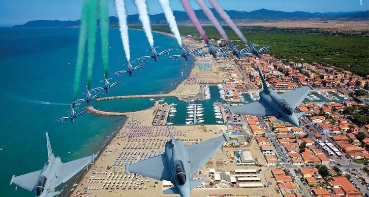 Settimana Air Show Frecce Tricolori